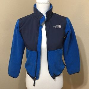 Boys North Face Denali jacket